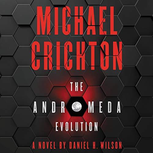 The Andromeda Evolution audiobook cover art