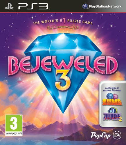 Bejeweled 3  [Importación inglesa]