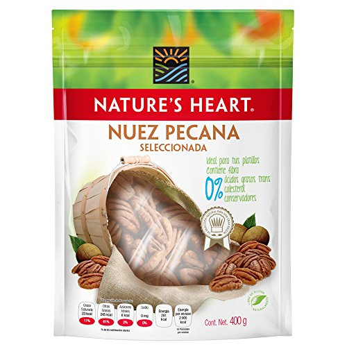 Nature's Heart Nuez Pecana, 400 g