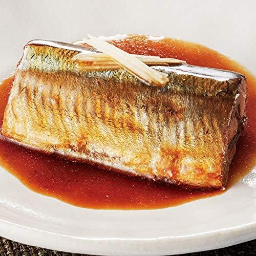 やわらか煮魚 サンマ生姜煮 300g (5切入) 22163
