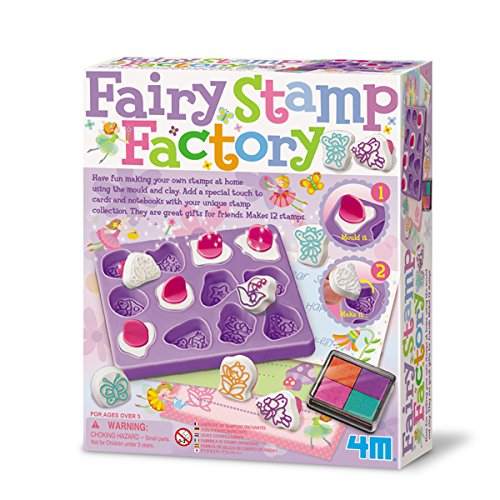 4M - 68413 - Fairy Stamp Factory