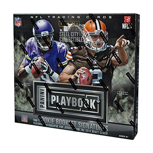 2014 Panini Playbook Football Hobby Box - Football Wax Packs