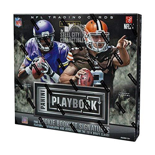 2014 Panini Playbook Football Hobby Box - Football Wax Packs