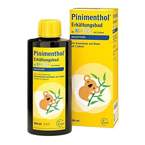 PINIMENTHOL Erkältungsbad f.Kind ab 2 J.Eucalyptus 190 ml