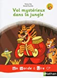 Album 5 - Vol mystérieux dans la jungle