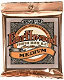 Ernie Ball Earthwood Medium Phosphor Bronze Acoustic String Set, .013 - .056