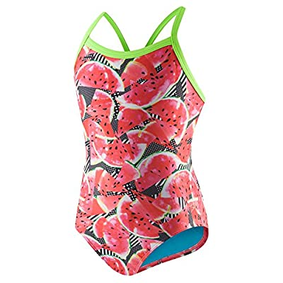 Speedo Women's Swimsuit One Piece ProLT Propel Back Printed