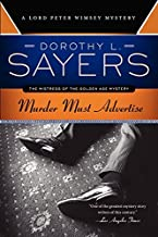 Best dorothy l sayers peter wimsey novels Reviews