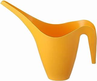 sungmor 1.8L hermoso francés Macaron color largo boquilla regadera, Vale la Pena jardín interior y exterior maceta plantas herramienta de riego