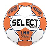 SELECT Ultimate Replica Ballon de Handball  I Blanc/Orange I lilleput(1)
