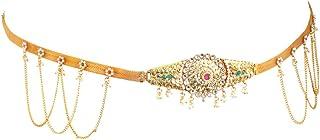 Sukkhi Trendy Gold Plated Kamarband for Women (KB71868GLDPJ092017SK)