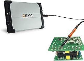 Owon VDS3104L USB Virtual Oscilloscope, 100MHz, 4 Channel, LAN Remote Control