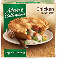 Marie Callender's Chicken Pot Pie, Frozen Meal, 10 OZ