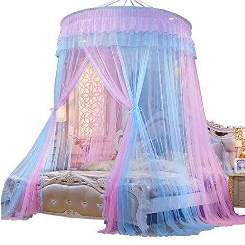 Qazxsw mosquito net Easy to Install Storage Bag Ultra Large Mosquito Net Mosquito Net Hanging Kit
