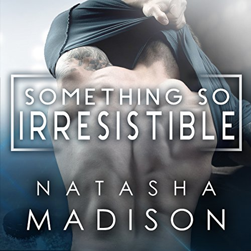 Something So Irresistible audiobook cover art