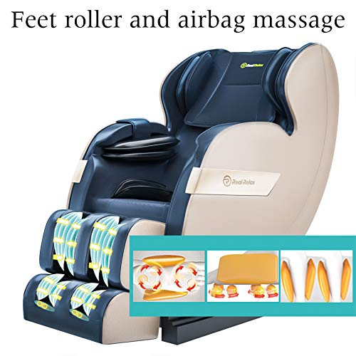 Real Relax 2020 Massage Chair, Full...