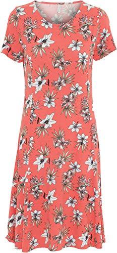 SOYACONCEPT - dames patroon print jurk SC-VAGNA 4