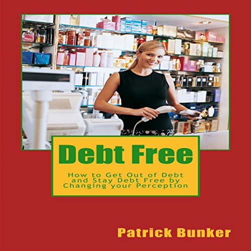 Debt Free audiobook cover art