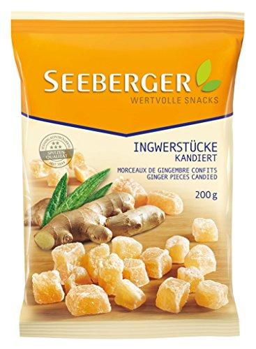 Seeberger Feiner Ingwer, 200 g
