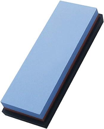 SHARPP Tr/ès fin polissage pierre aiguiser naturelle faite par Premium grestone Professional Coffre-fort pierre aiguiser Titulaire