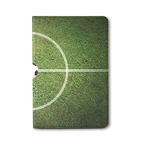 Plsdx TabletMiniIpadCase Soccer Green Football Stadium CuteIpadMiniCase Ipad Mini 1/2/3 Auto Sleep/wake With Multi-angle Viewing For Ipad Mini 3/ Mini 2/ Mini 1