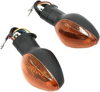 Motorcycle Front Rear Turn Signals Blinker Indicator Light For HONDA CB1300S 04-10 NC700S / NC700X 12-14 CB500X 13-14 CB600F Hornet 05-13 CBF125 Stunner 09-11