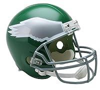 Riddell PHILADELPHIA EAGLES 1974-1995 NFL Full Size REPLICA Throwback Football Helmet