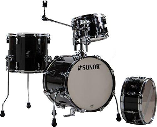 Sonor AQ2Safari Shell Set–Transparente Black