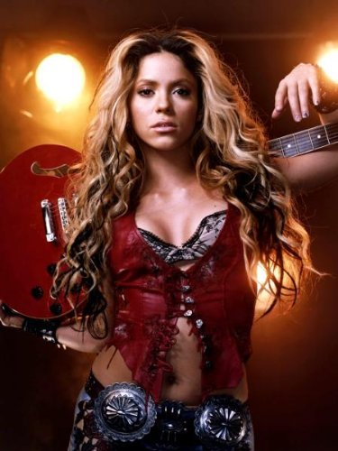 Posters Shakira Poster Bustier