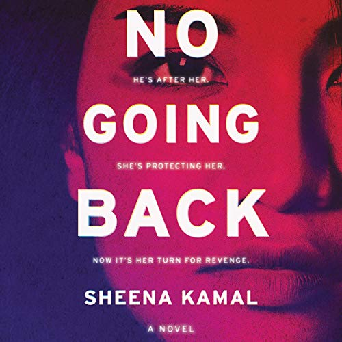 No Going Back audiobook cover art