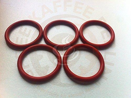 5 x SKB O-Ring für den Kolben der Saeco Brühgruppe 32x4