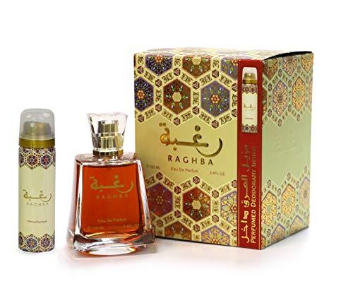 Arabic Perfume Raghba by lattafa