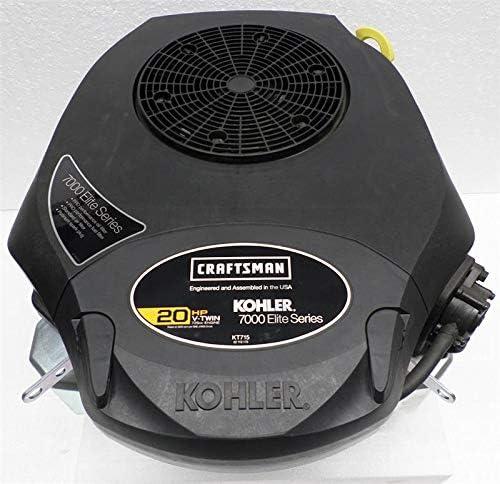 "discount Kohler KT715-3047 7000 2021 Series 20 HP Vertical Engine 725 cc 1"" x wholesale 3-5/32"" online sale"