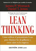 Lean Thinking (Spanish Edition)