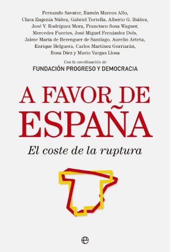 A favor de España (Actualidad) eBook: Coordinación Fundación ...