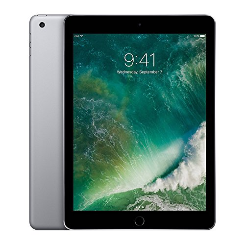 Nuevo Apple iPad, WiFi, 32GB, Space Gray (Modelo 2017)