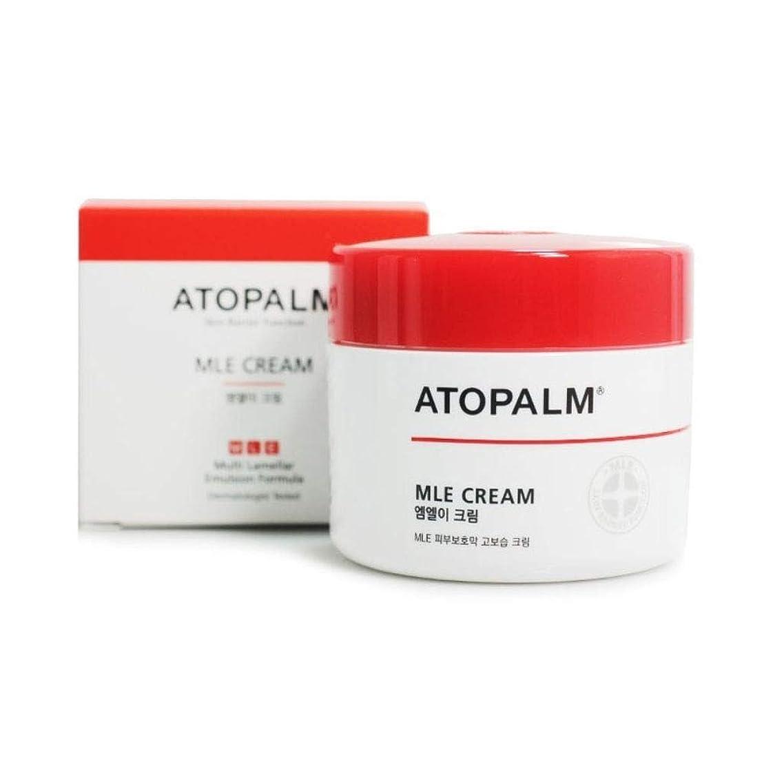 退屈鉱夫免疫するアトパムMLEクリーム160mlベビークリーム韓国コスメ、Atopalm MLE Cream 160ml Baby Cream Korean Cosmetics [並行輸入品]