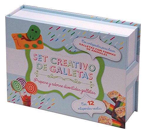 Set Creativo De Galletas (+ Cortapastas)