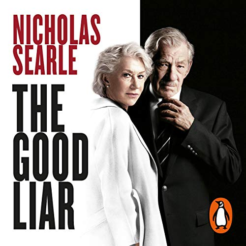 The Good Liar audiobook cover art