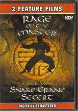 Rage of the Master + Snake Crane Secret