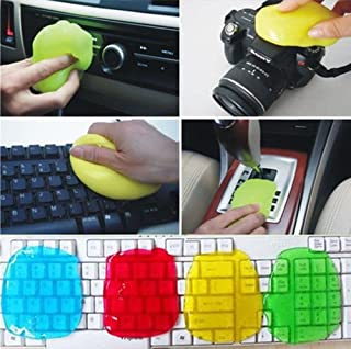 AuCatStore(TM) Magic Cleaning Gel Putty Car Keyboard Console Laptop PC Computer Cleaner Dust