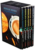 Hitchhiker's Guide to the Galaxy Complete Boxset