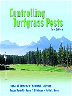 Controlling Turfgrass Pests (3rd Edition)