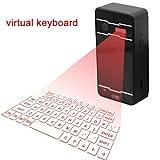 Bluetooth Cube Virtuelle Projektion, kabellose Tastatur für Handy PC Laptop Tablet