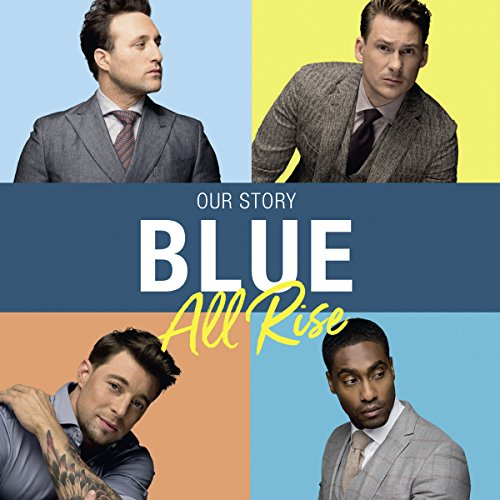 Blue: All Rise audiobook cover art