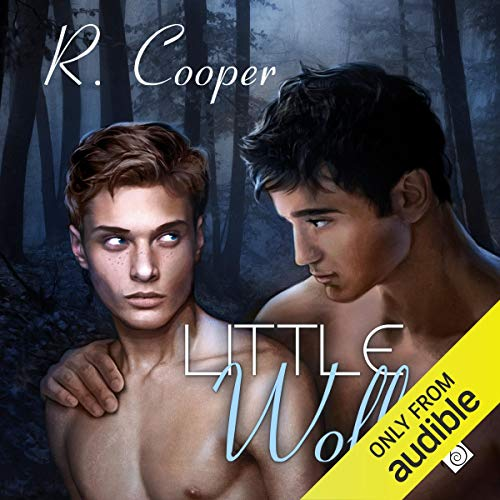 Little Wolf audiobook cover art