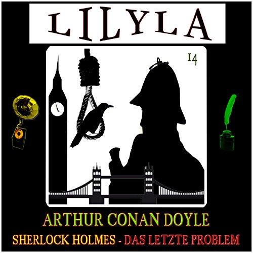Das letzte Problem audiobook cover art