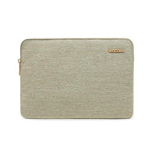 """Incase Slim Sleeve Tasche für 12\"""" MacBook - Khaki Meliert"""