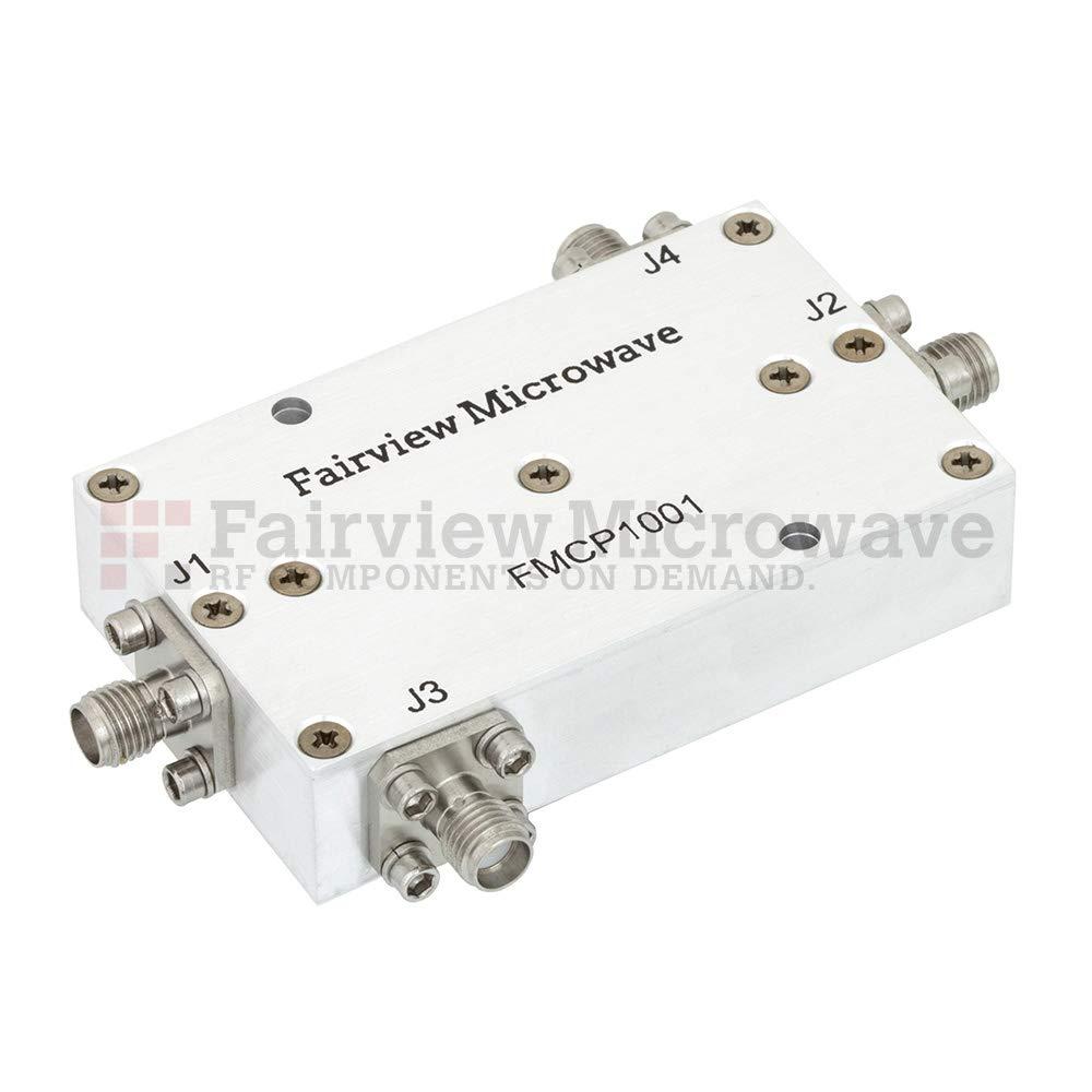 Fairview Microwave FMCP1001 SMA Dual Choice Minneapolis Mall 5 Coupler Directional dB 50