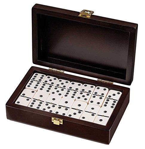 Philos 3627–Domino, Doble 9, imitación de Nogal, Madera